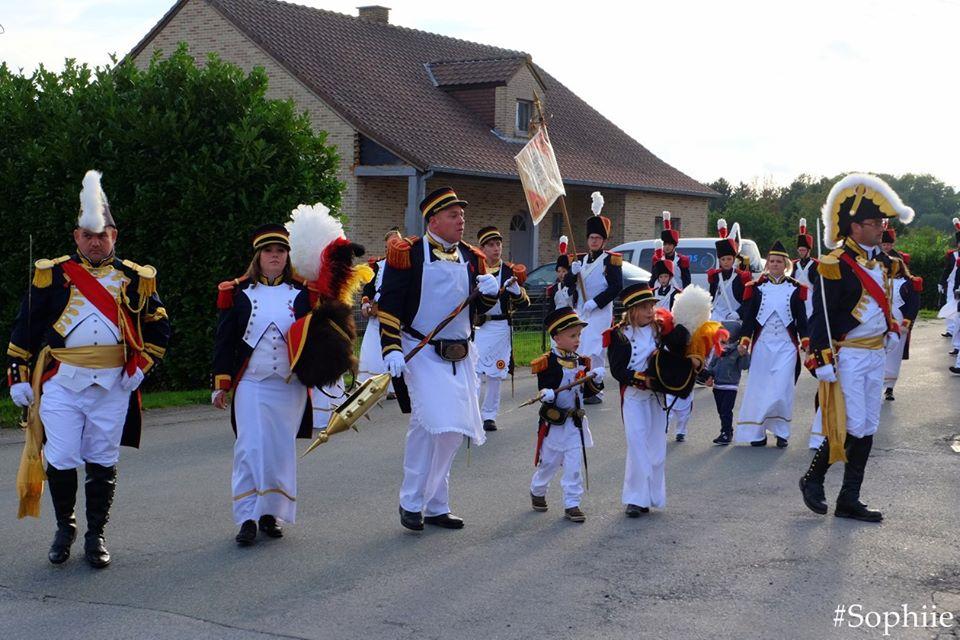 Marche folklorique Saint-Antoi