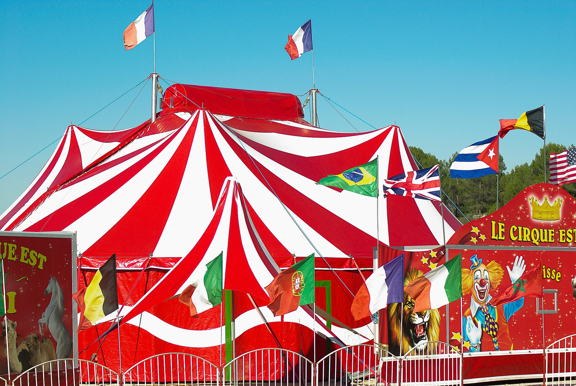 Cirque à Seilles