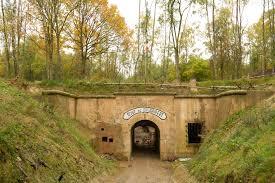 Visite du fort Saint-Héribert