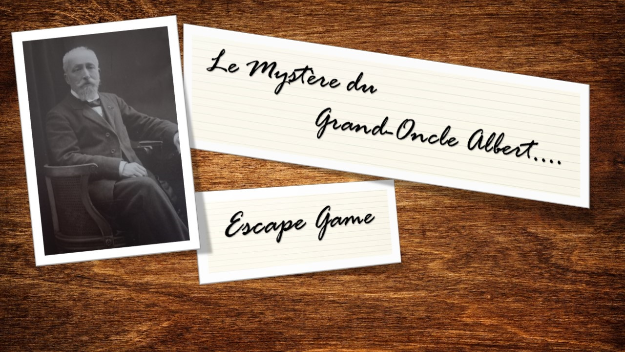 ESCAPE GAME : LE MYSTÈRE (...)