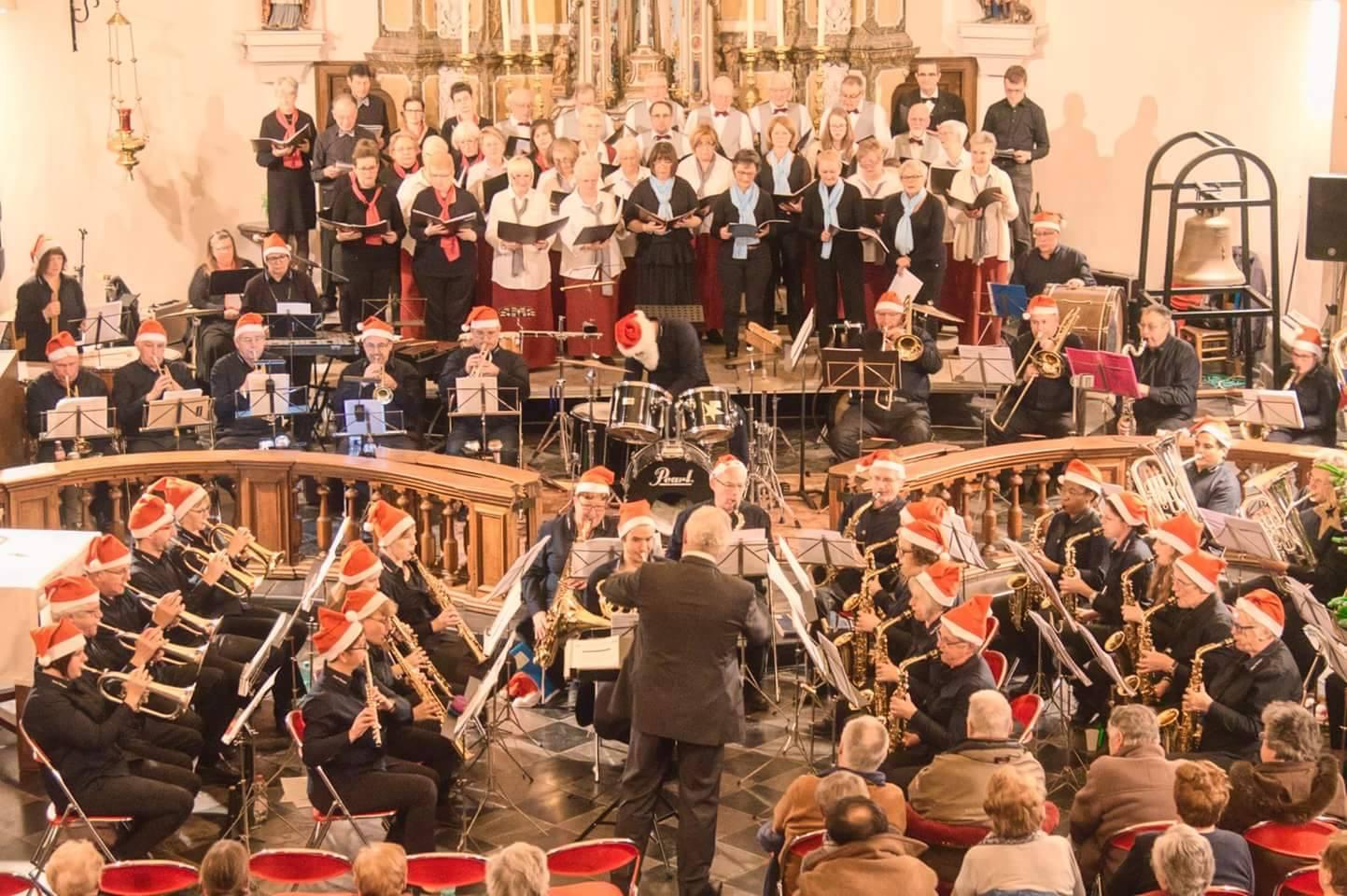 Concert de la fanfare à(...)