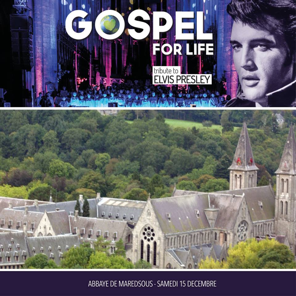 Gospel for life à Maredsous