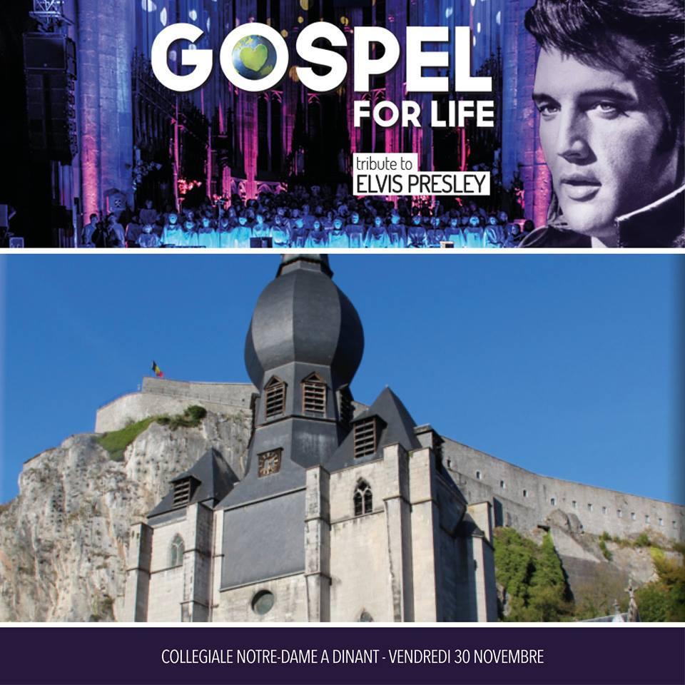 Gospel for life à la Collégiale