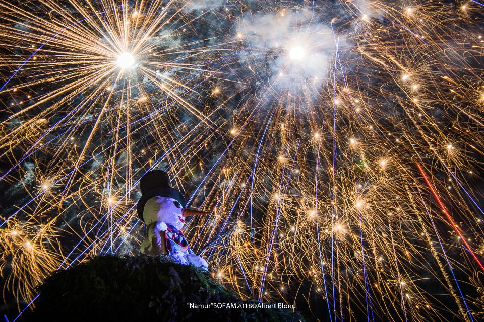 Traditional « Grand feu » (...)