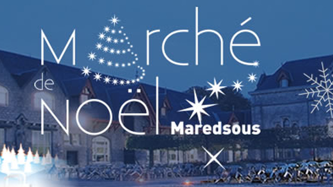 Christmas Market in Maredsous