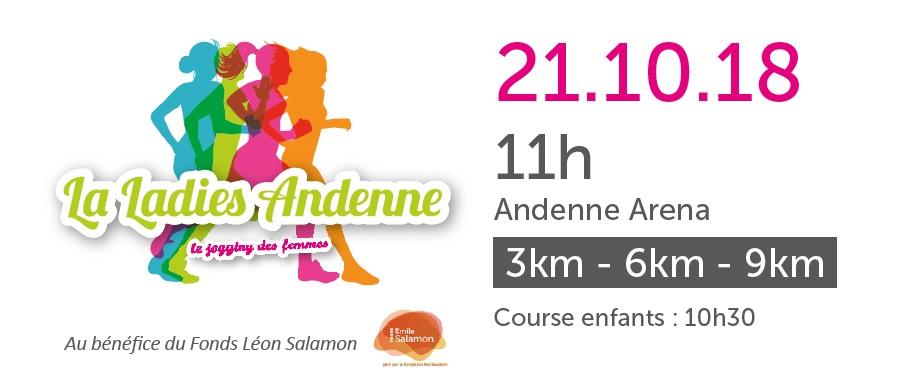 La Ladies Andenne- Jogging