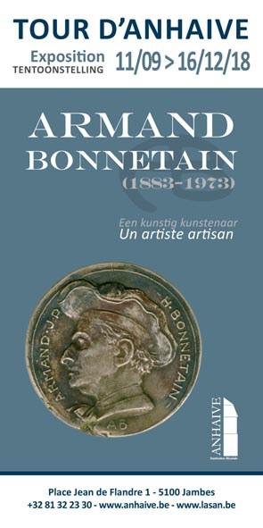 Exposition : Armand Bonnetain