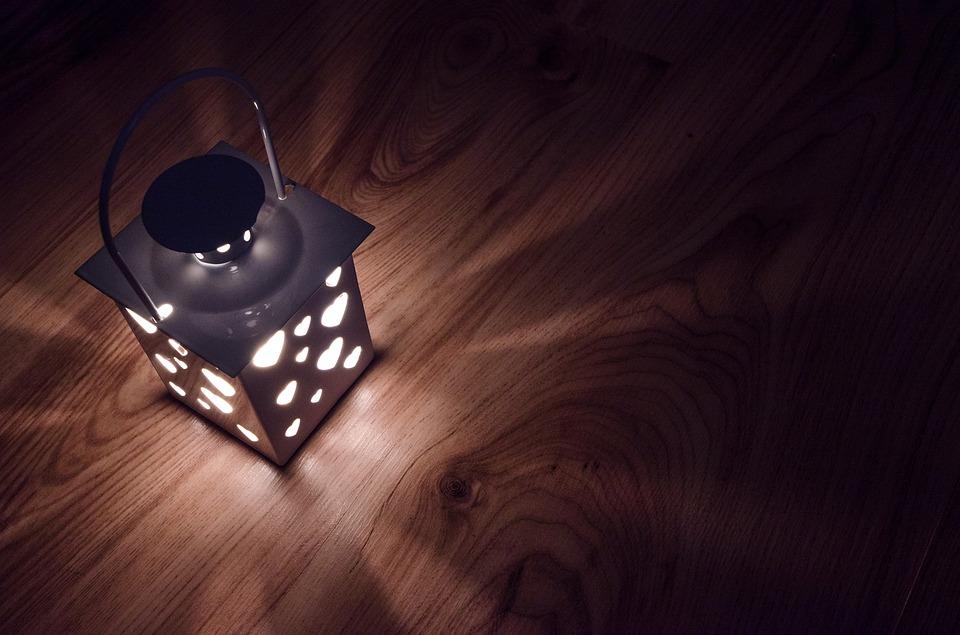Visite guidée à la lampe de(...)