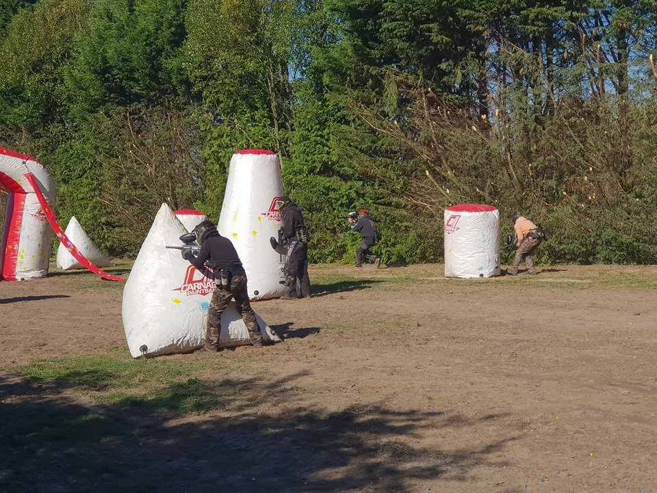PAINTBALL ANDENNE
