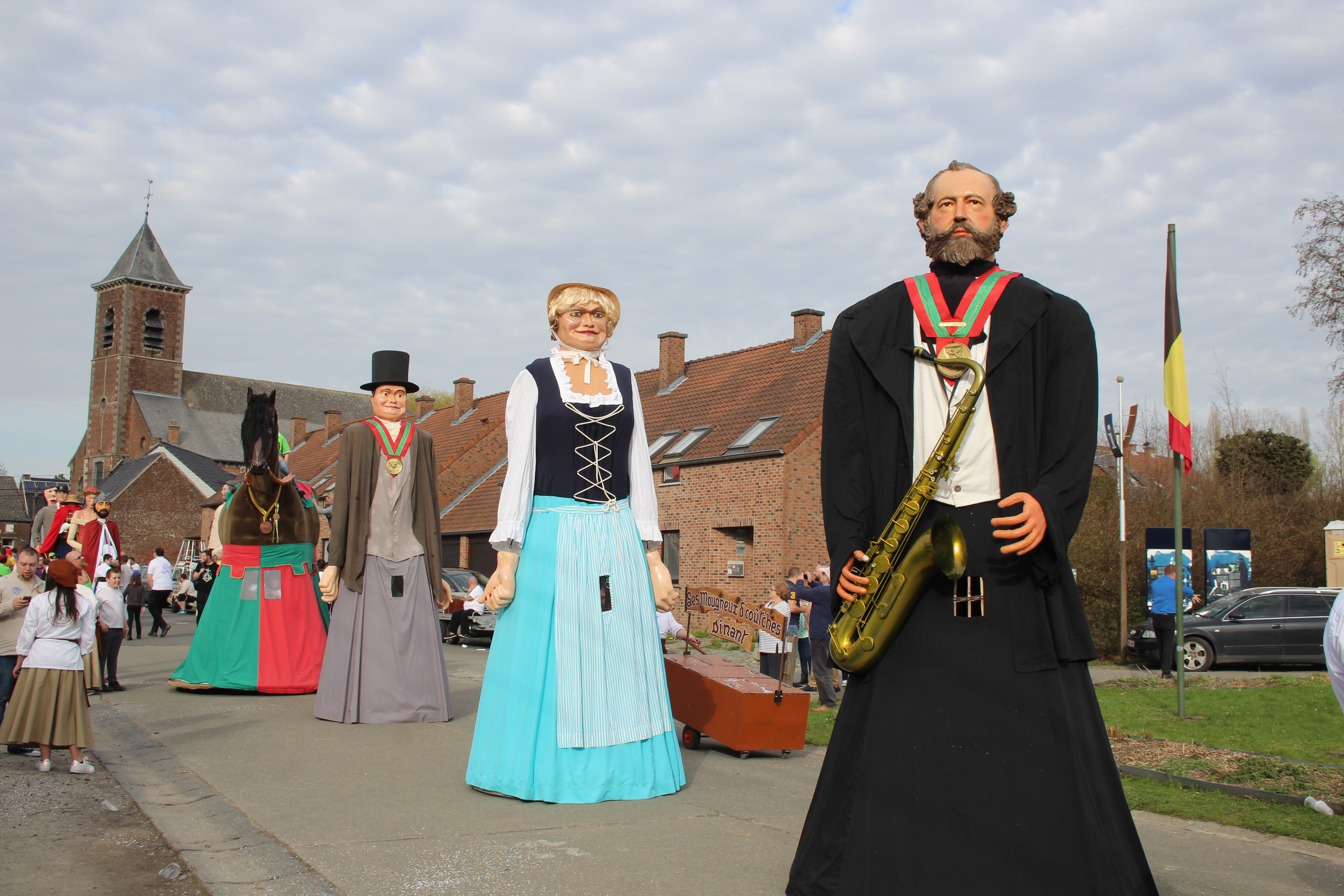Carnival of Dinant