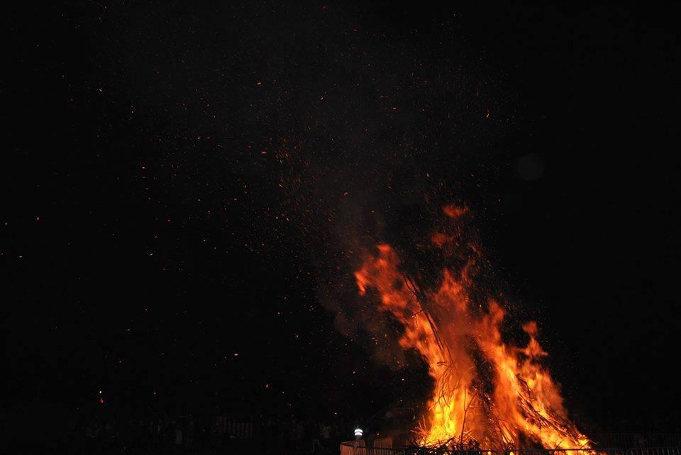 Grand feu de Biesme