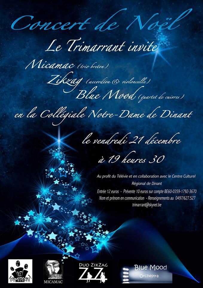 Concert de Noël à la Collégiale