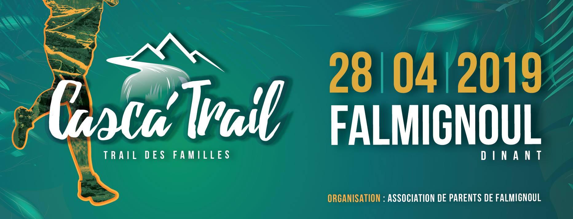 Casca'trail à Falmignoul