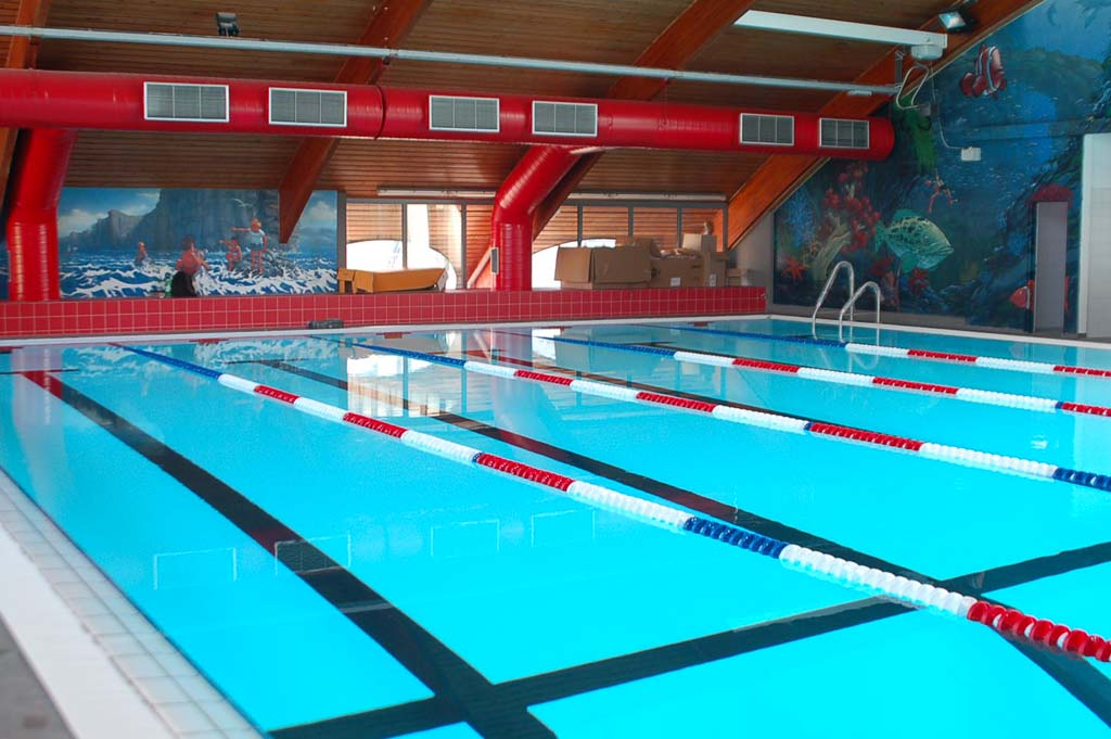 PISCINE ANDENNE ARENA