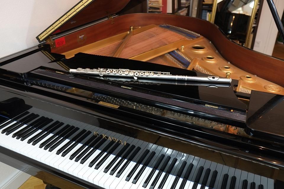 Concert de Piano et flûte(...)