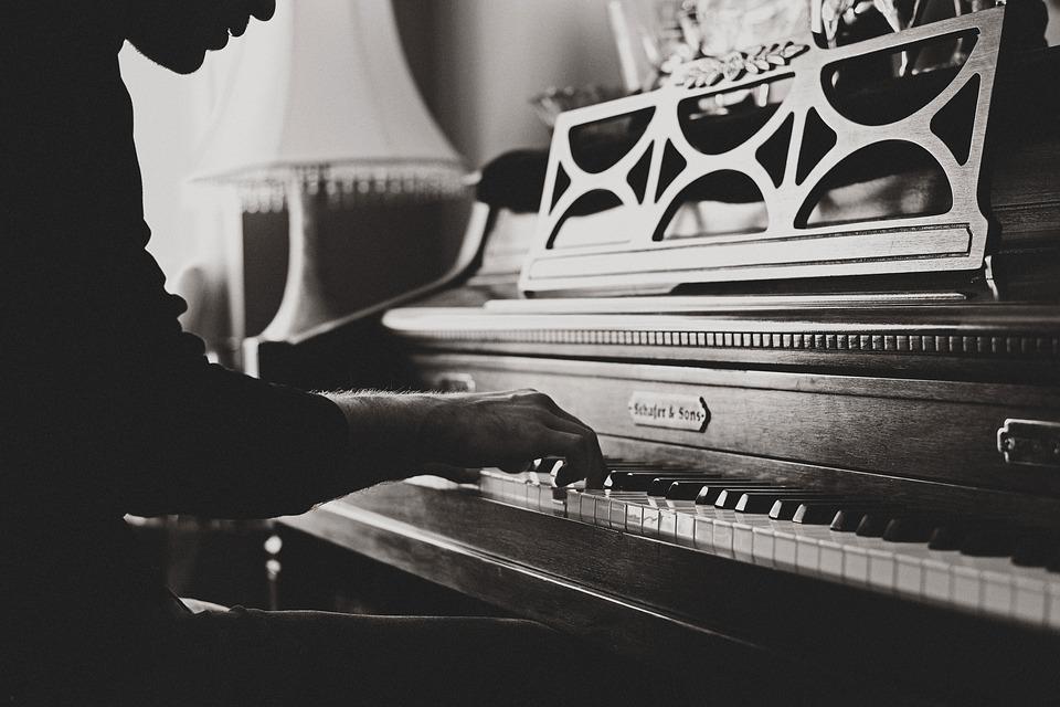 Concert de piano à la Villa