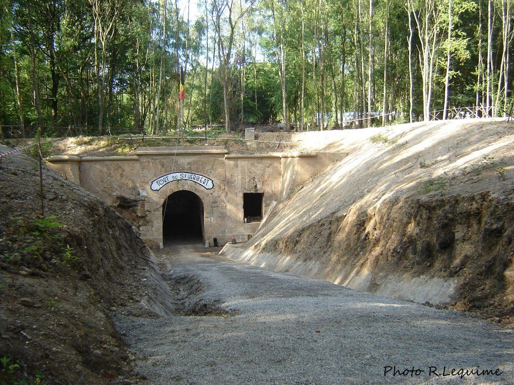 Fort Saint Héribert: Mai(...)