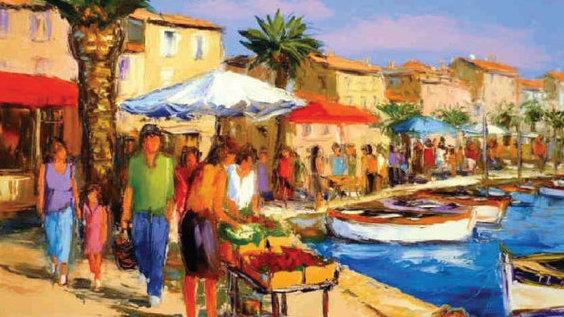 Le Village provençal à Dinant