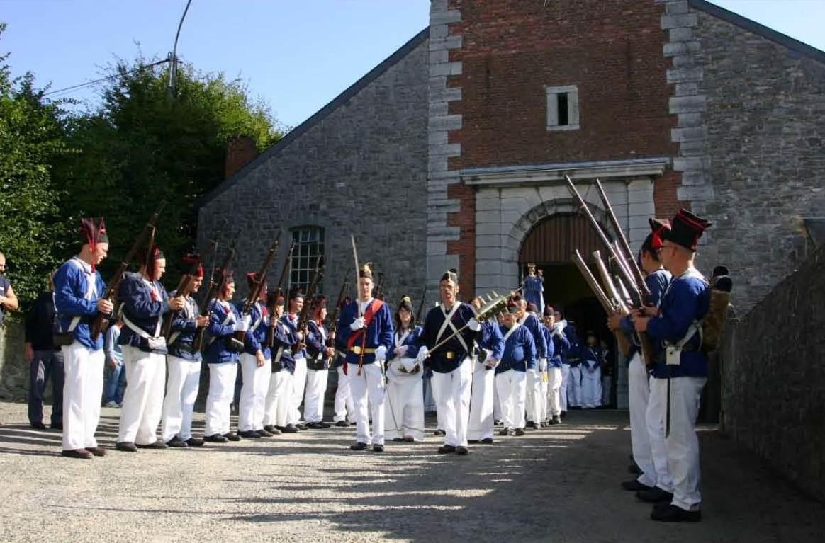 Marche folklorique Notre-Dame