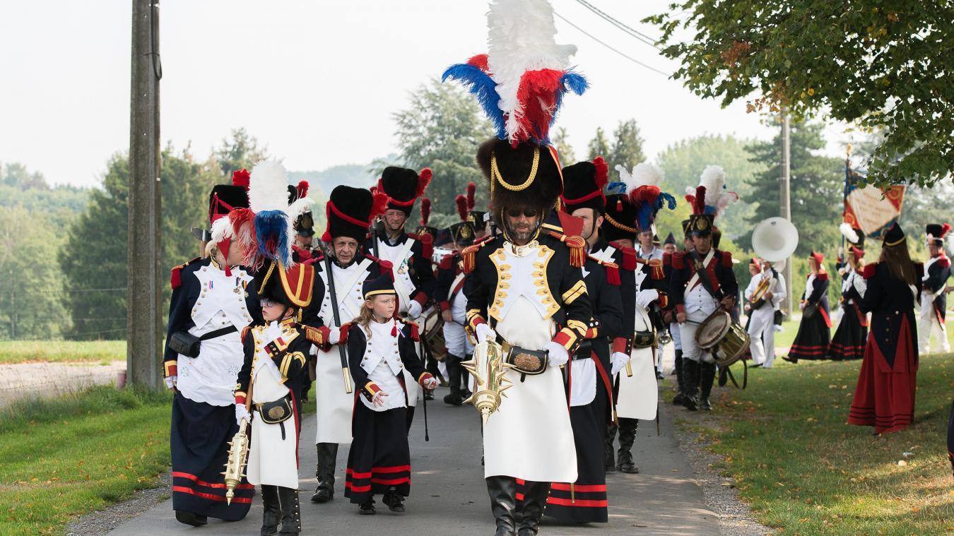 Marche folklorique Saint-Marti