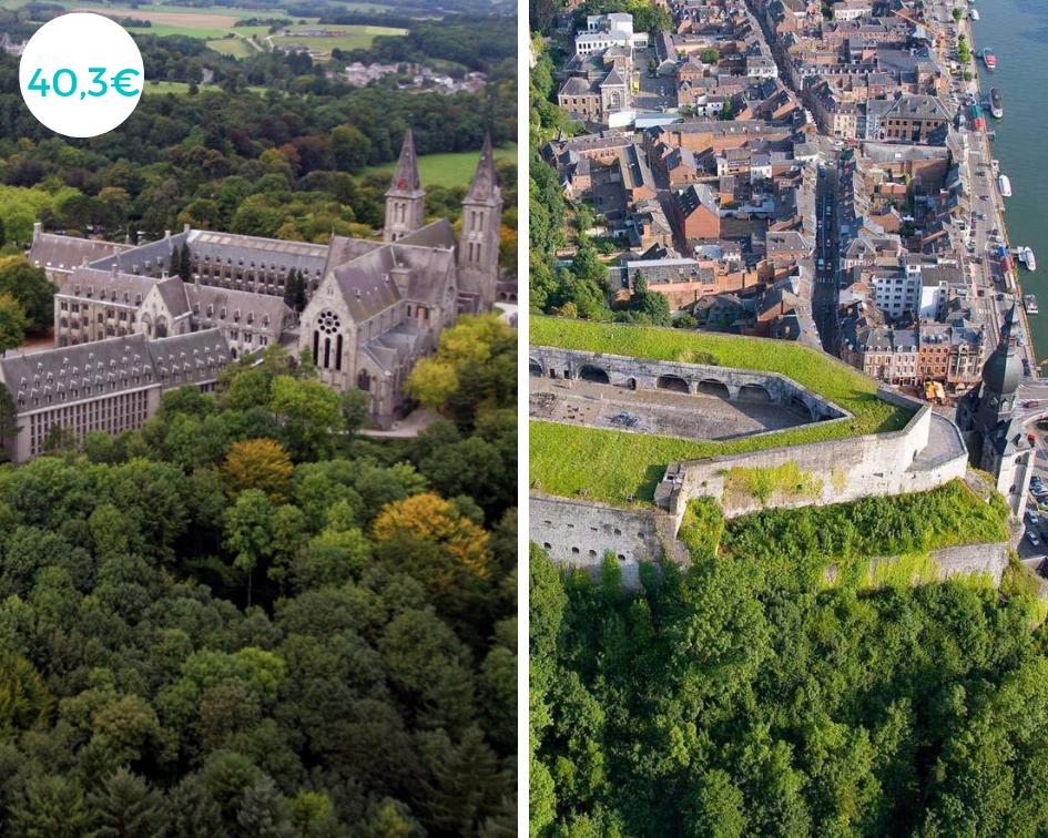 Une Abbaye et une Citadelle