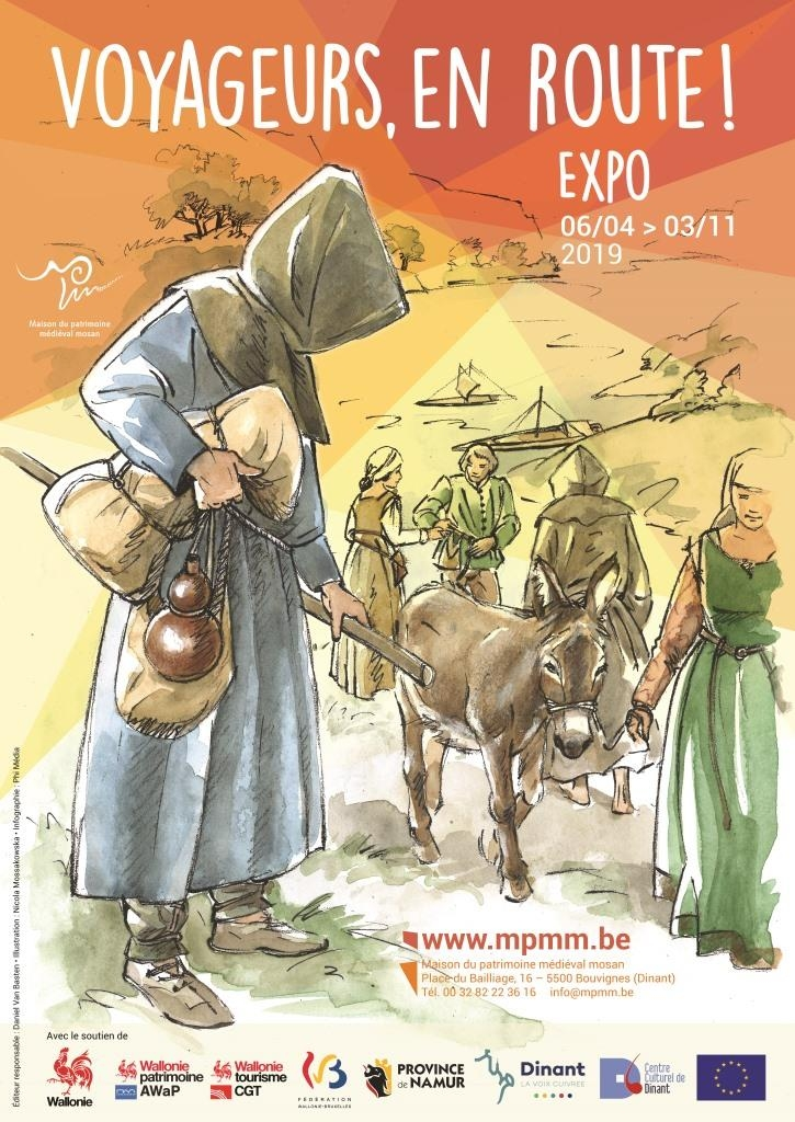 Exposition: Voyageurs en(...)