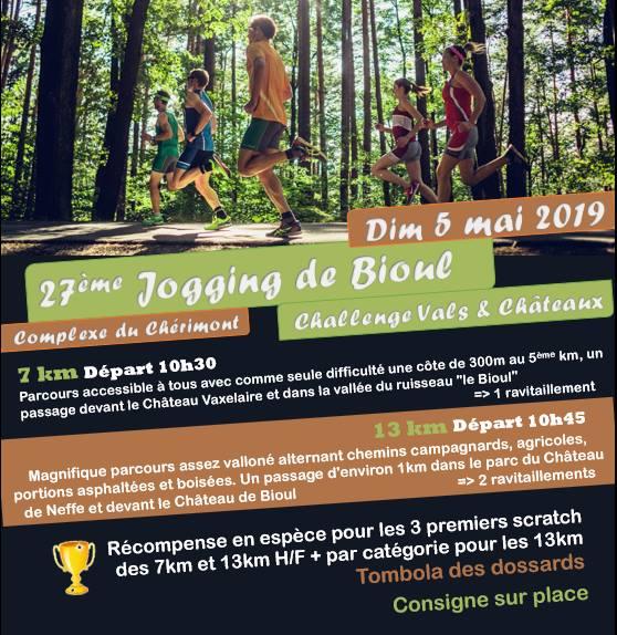 27e Jogging de Bioul