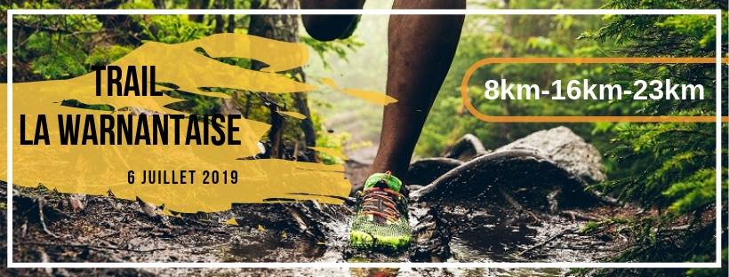 2ème Trail La Warnantaise