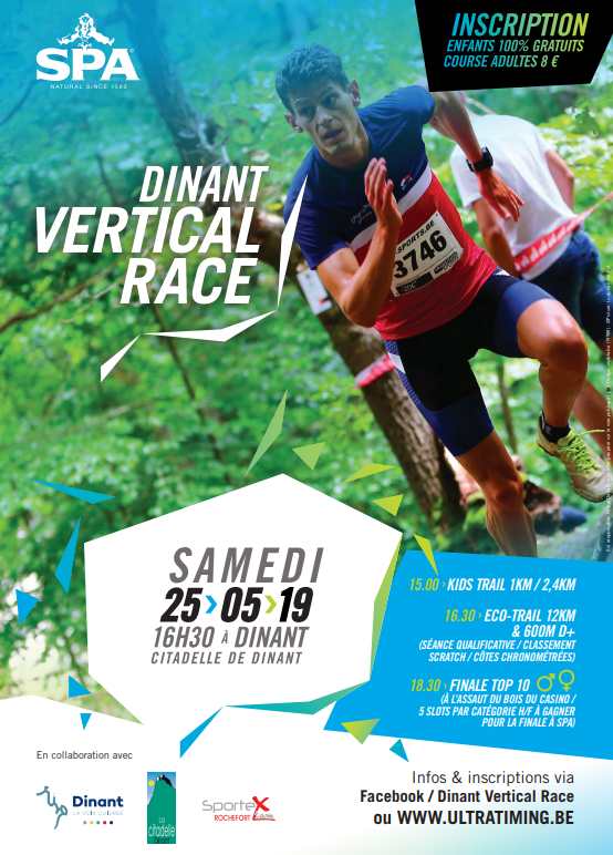 Dinant Vertical Race