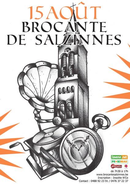 Brocante de Salzinnes en(...)