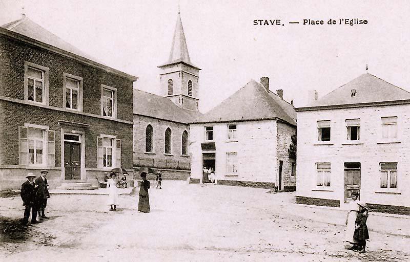 Balade historique à Stave