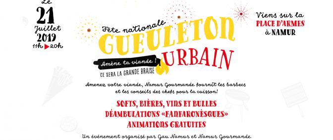 Gueuleton Urbain