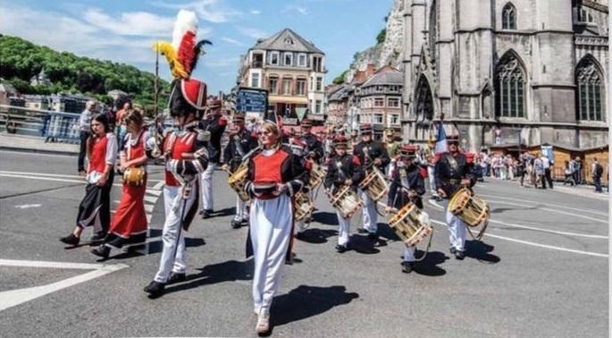 Marche folklorique Saint-Georg