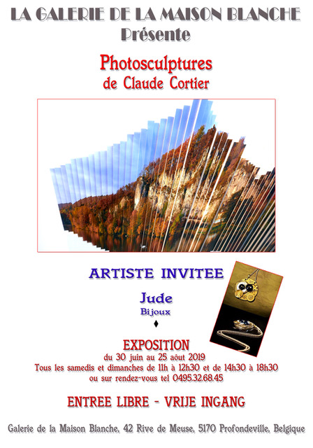 Exposition de photosculptures