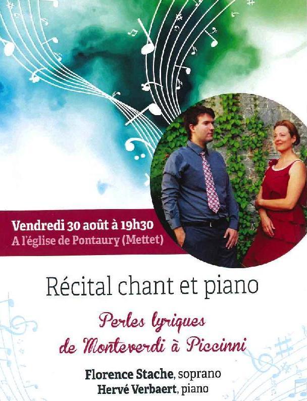 Récital de chant et piano(...)