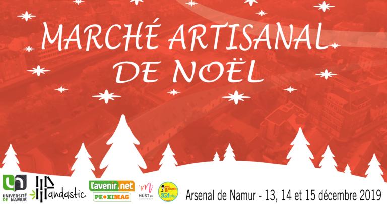 Marché de Noël de l'Arsenal(...)