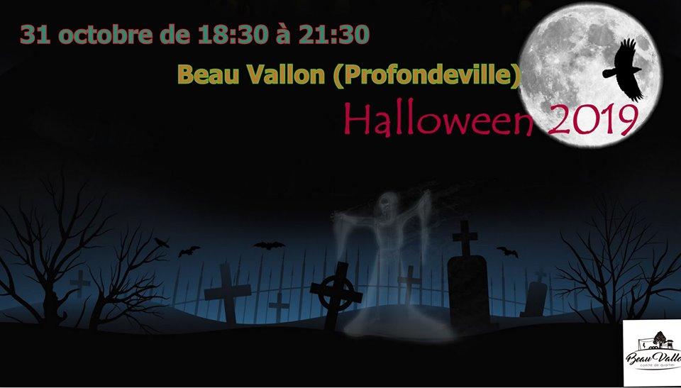Halloween au beau vallon