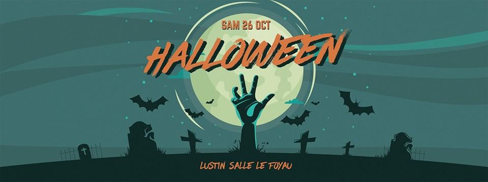 Halloween à Lustin