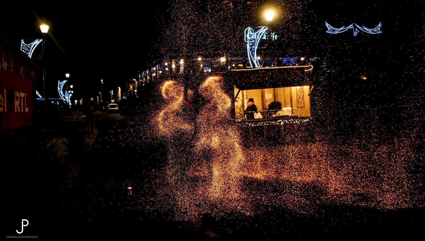 Marché de Noël à Dinant