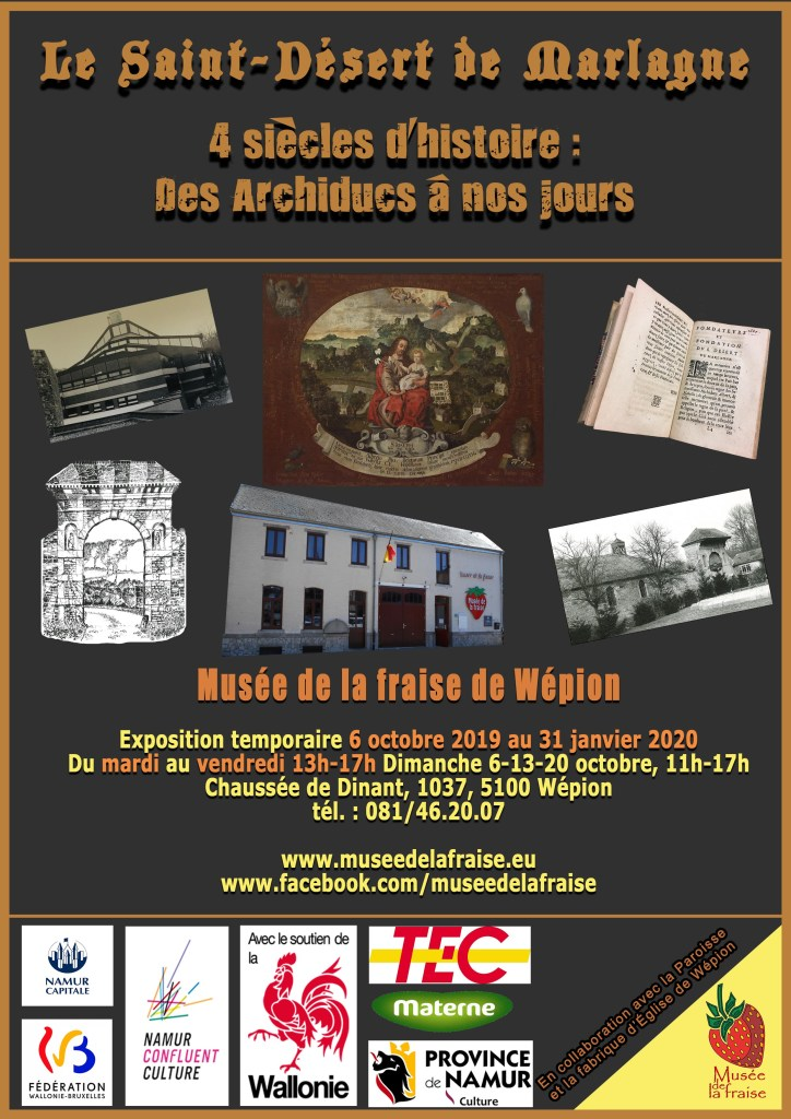 Exposition: Le Saint-Désert de