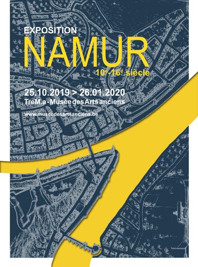 Exposition au TReMa : Namur