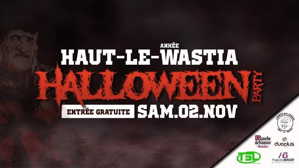 Halloween à Haut-le-Wastia