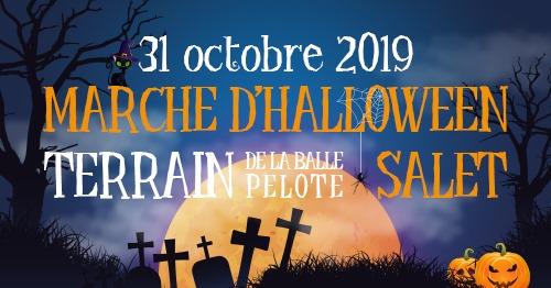 Halloween à Salet