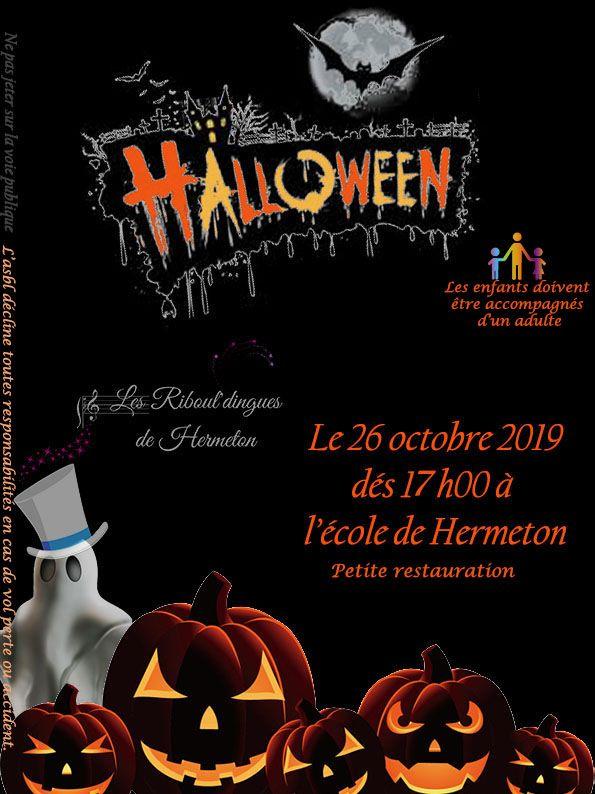 C'est Halloween à Hermeton