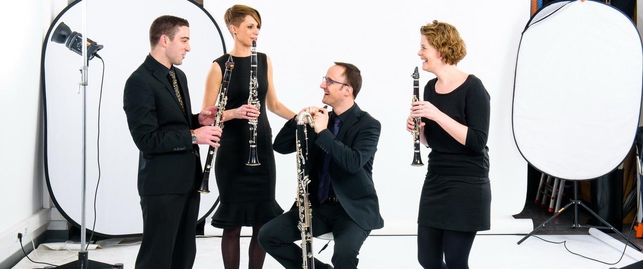 Concert: Quatuor Clarias