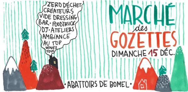 Marché des Gozettes