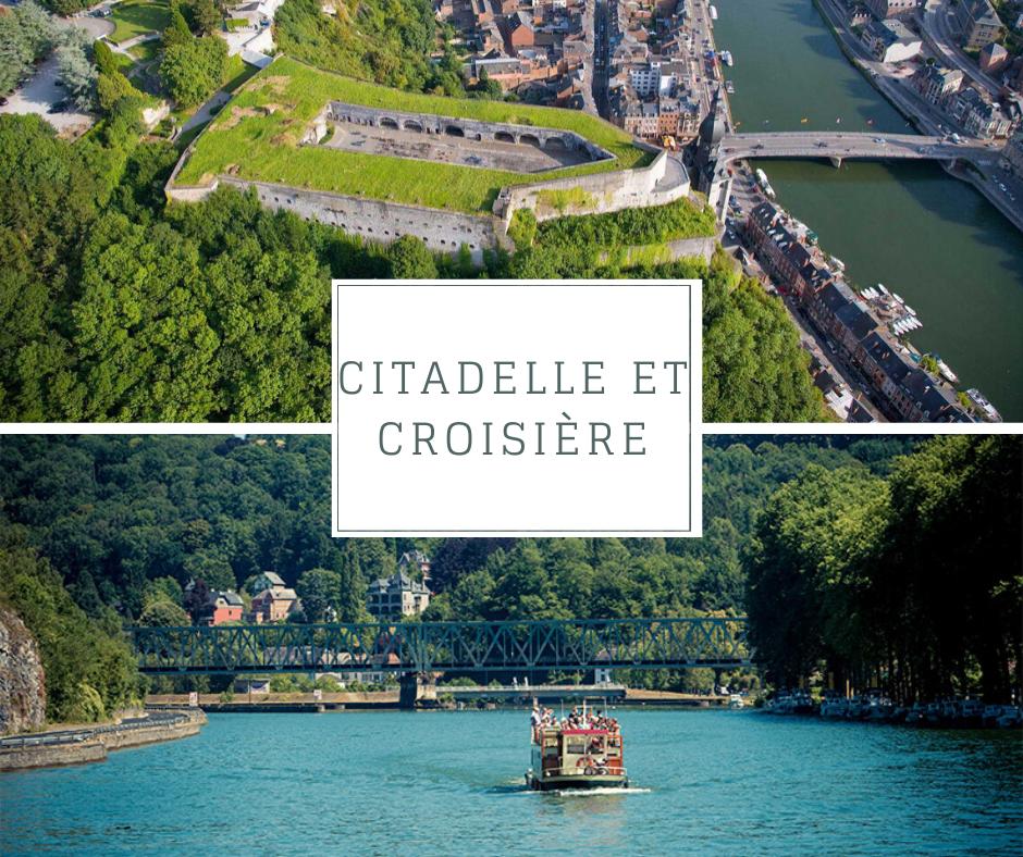 Citadelle et Croisière