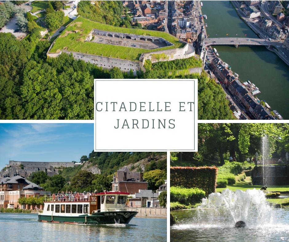 Citadelle et Jardins