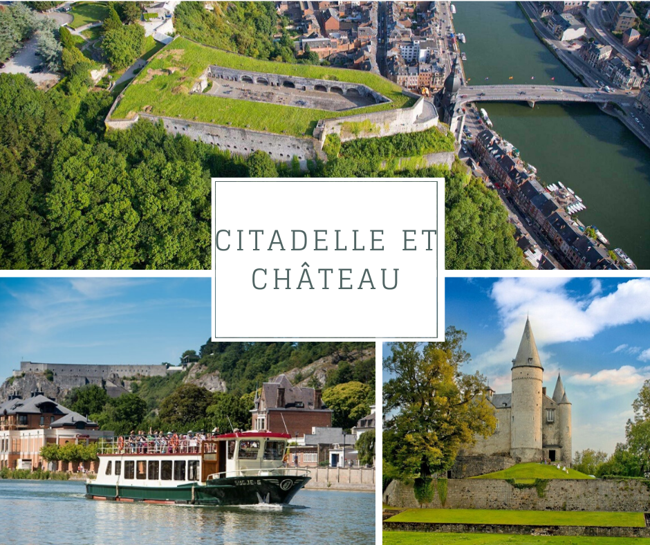 Citadelle et Chateau