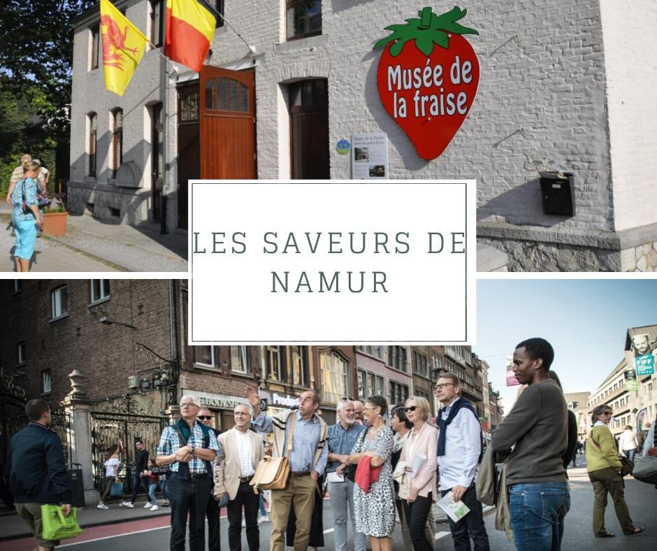 Les saveurs de Namur